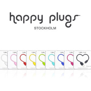 Happy Plugs Lighting Cables 2mt