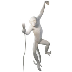 Seletti The Monkey lamps
