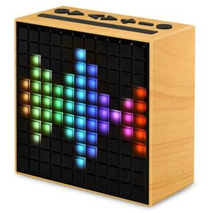 cassa-buetooth-con-display-in-pixel-art-e-notifiche-social-timebox